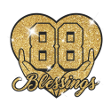 88BlessingsLogo